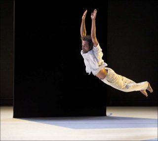 Après-midi, Danse contemporaine,Héla Fattoumi et Eric Lamoureux
