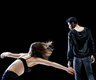 Initio, Danse contemporaine, Tatiana Julien et Pedro Garcia-Velasquez