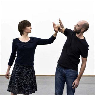 L'architecture du hasard, Danse contemporaine, Gilles Verièpe, Ingrid Thobois