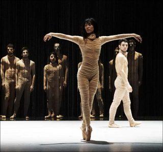 Le corps du ballet national de Marseille, danse contemporaine, Emio Greco et Pieter C. Scholten