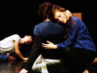 D'oeil et d'oubli, Danse contemporaine, Nans Martin