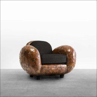 Carapace, fauteuil, Maarten Baas
