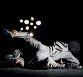 Empty picture, danse, Alexandre Roccoli