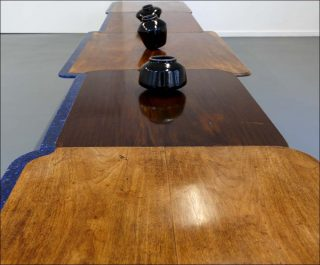 One Remove, installation, Lucy Skaer