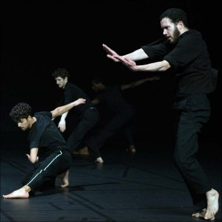 A Love Supreme, danse contemporaine, Anne Teresa de Keersmaeker, Salva Sanchis