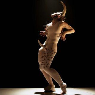 Prélude à l'après-midi d'un faune, danse contemporaine, Marie Chouinard