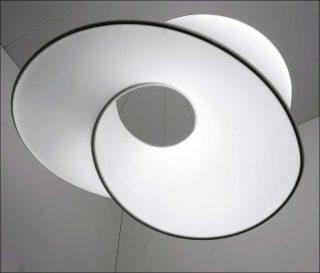 Infinity Loop, luminaire, Ross Lovegrove