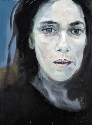 ORO 5, peinture, Paz Corona