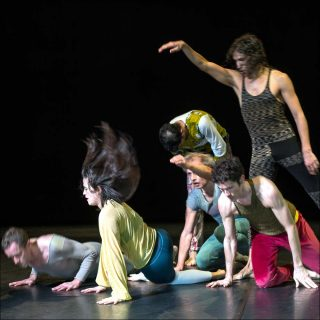 Inaudible, Danse contemporaine, Thomas Hauert