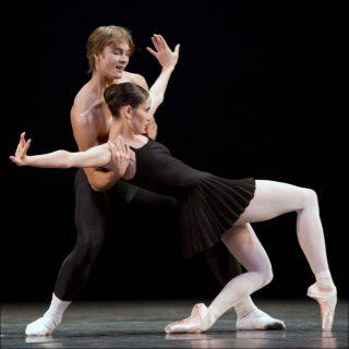 Adagio Hammerklavier, Danse contemporaine, Hans van Manen