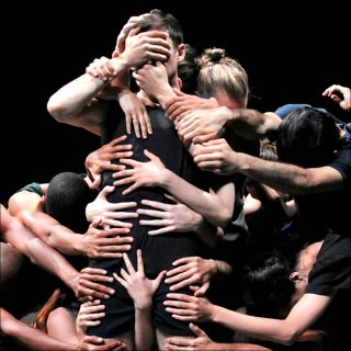 Last Work, Danse contemporaine, Batsheva Dance Company
