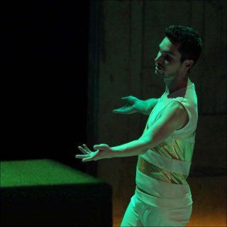 Square, Danse, Bruno Benne