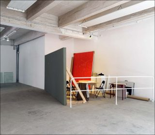 Zefiro Torna, installation, Ola Vasiljeva