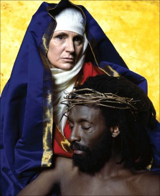 The Other Christ (The interpretation of Dreams), photo, Andres Serrano