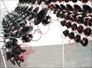 Anima, installation, Gwenaël Bodet