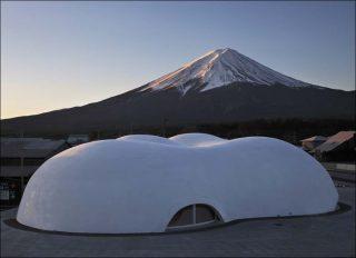 Hoto Fudo, architecture, Takeshi Hosaka