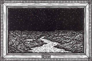 Voyage, gravure sur bois, Ni Youyu
