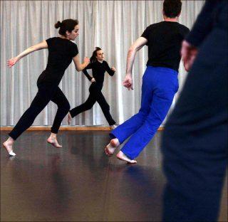 Klisis Kliseis, Danse contemporaine, Louis Barreau