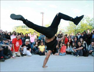 Fous de danse, Danse, Boris Charmatz