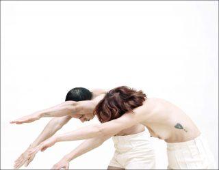 Rafales, danse contemporaine, Benjamin Bertrand