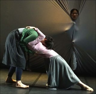Red, Danse contemporaine, Wen Hui