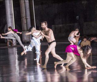 10000 gestes, Danse contemporaine, Boris Charmatz