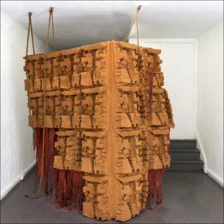 \Go.py.ʁa\, sculpture, Amandine Arcelli