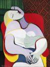 Le Rêve, peinture, Pablo Picasso