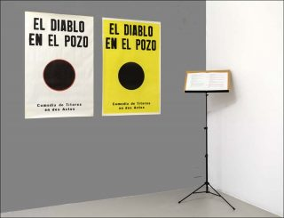 The Variational Status, installation, Riccardo Giacconi