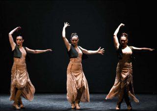 Rafaela Carrasco, Flamenco, Nacida Sombra