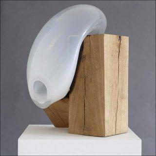 Bubbles, sculpture, Morgane Tschiember