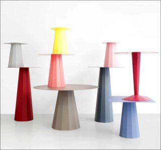 Constance Guisset, Ankara, tables, 2014