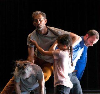 Formation, Danse contemporaine, Emmanuelle Huynh et Nicolas Floc'h