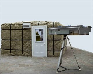 Roadhouse, installation, Julie C. Fortier