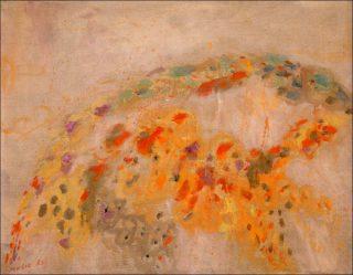 Point de repère, peinture, Antonio Zoran Music