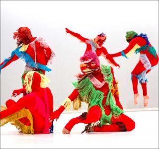 MOB + M.M.O., Danse contemporaine, Lionel Hoche