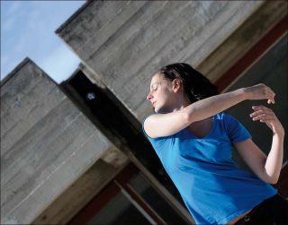 Mon corps palimpseste, Danse contemporaine, Cie Humaine - Éric Oberdorff