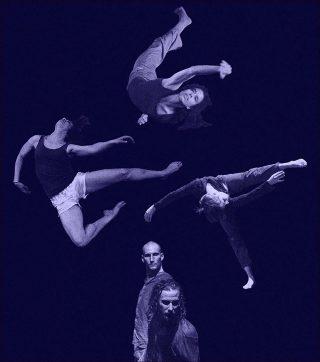 Quintette, Danse contemporaine, Jann Gallois