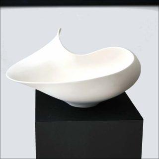 Helle Damkjaer. L'élégance danoise, Galerie Carole Decombe, White Wave