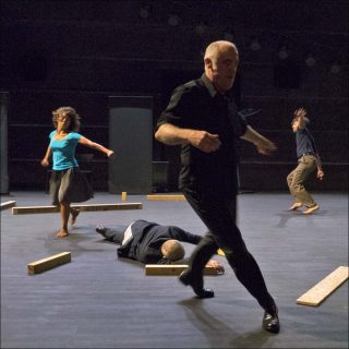 Georges Appaix, What do you think ?, Danse contemporaine