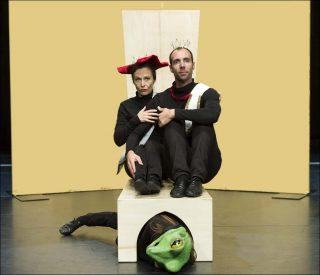 Emmanuelle Vo-Dinh et David Monceau, Belles et bois, 2016