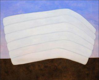 Sans titre, peinture, Julia Scalbert