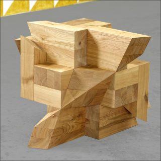 Arthur Schoenflies, sculpture, Raphaël Zarka