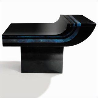 Pierre Cardin, Sculptures Utilitaires - Vague, 1978