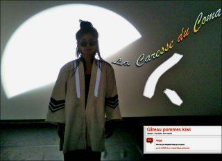 La Caresse du Coma, visuel, Anne Lise Le Gac