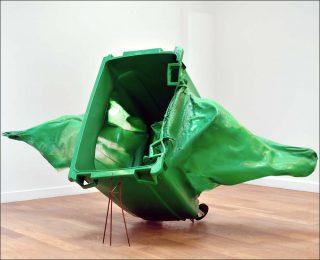 Sans titre de la mort, sculpture, Anita Molinero