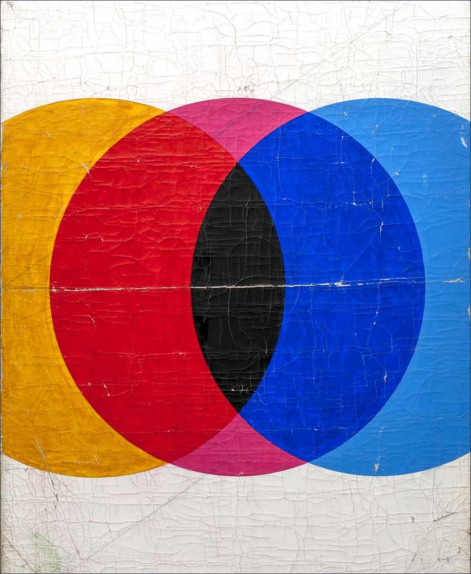 Hanni Reiff, peinture, Dan Levenson
