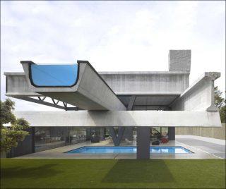 Ensamble Studio, Casa Hemeroscopium (Madrid, Espagne)