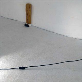 Mégot, installation, Jean Charles de Quillacq