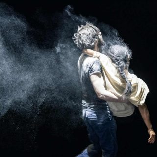 Aïcha M'Barek et Hafiz Dhaou (Cie Chatha), Narcose, 2017